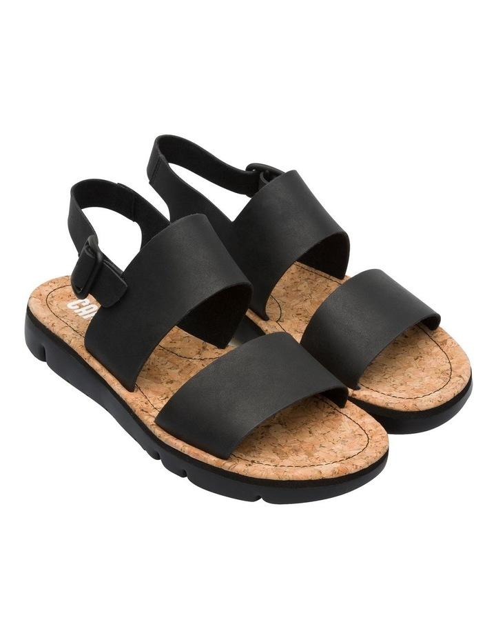 Oruga Black Sandal image 2