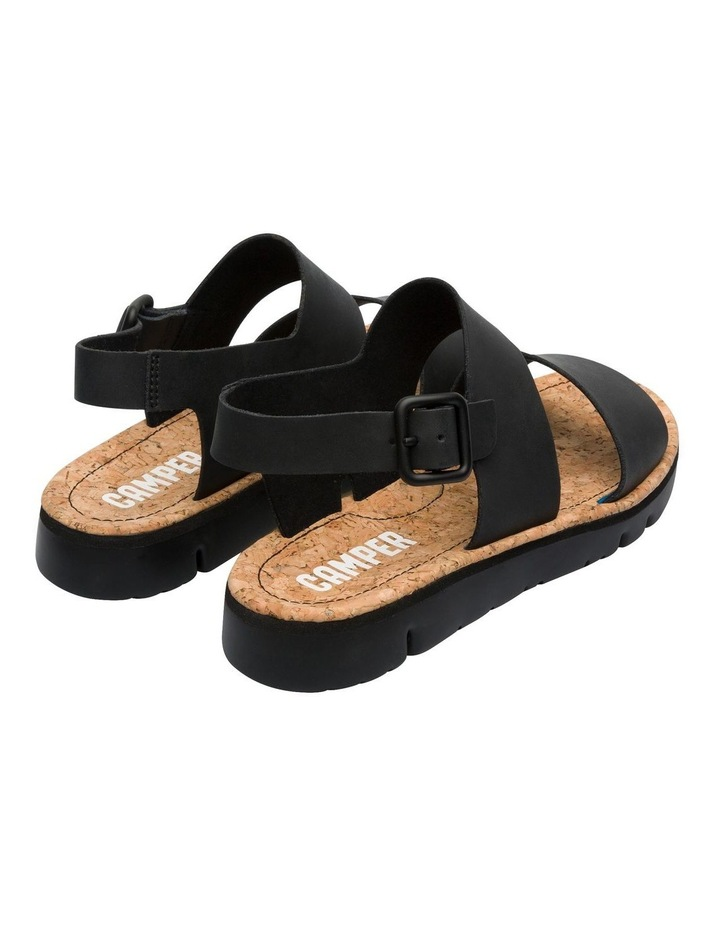 Oruga Black Sandal image 5