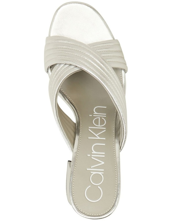 Roena Silver Sandal image 3