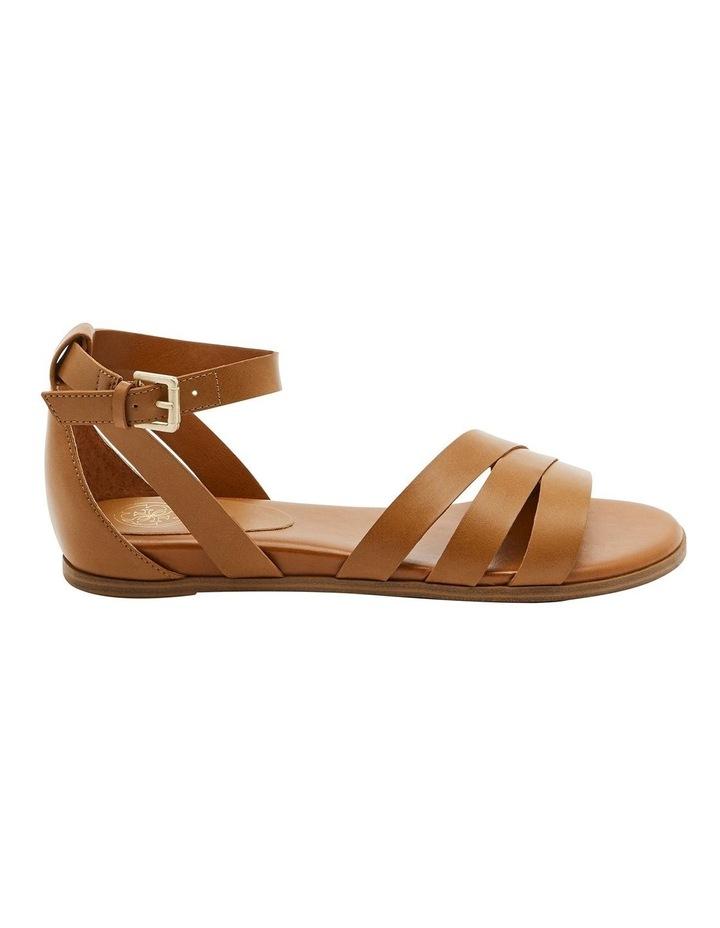 Cocco Tan Flat Sandal image 1