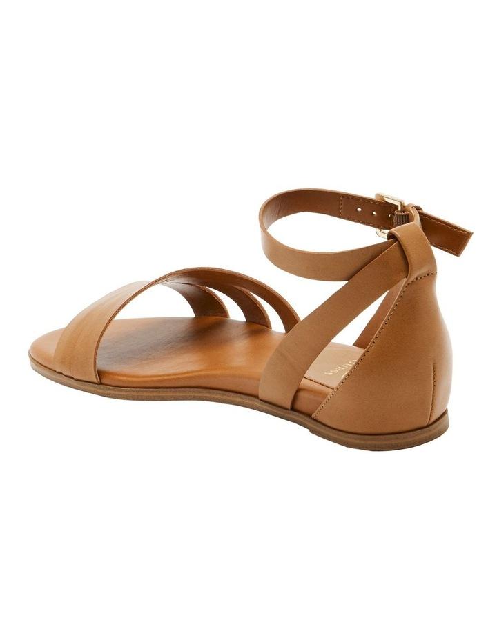 Cocco Tan Flat Sandal image 2