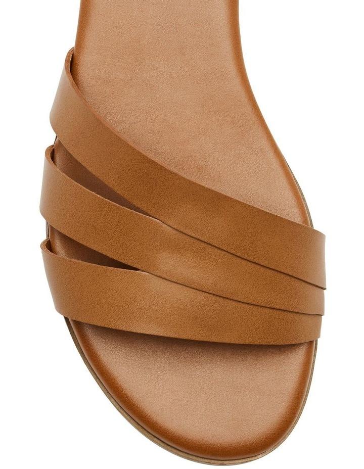 Cocco Tan Flat Sandal image 3
