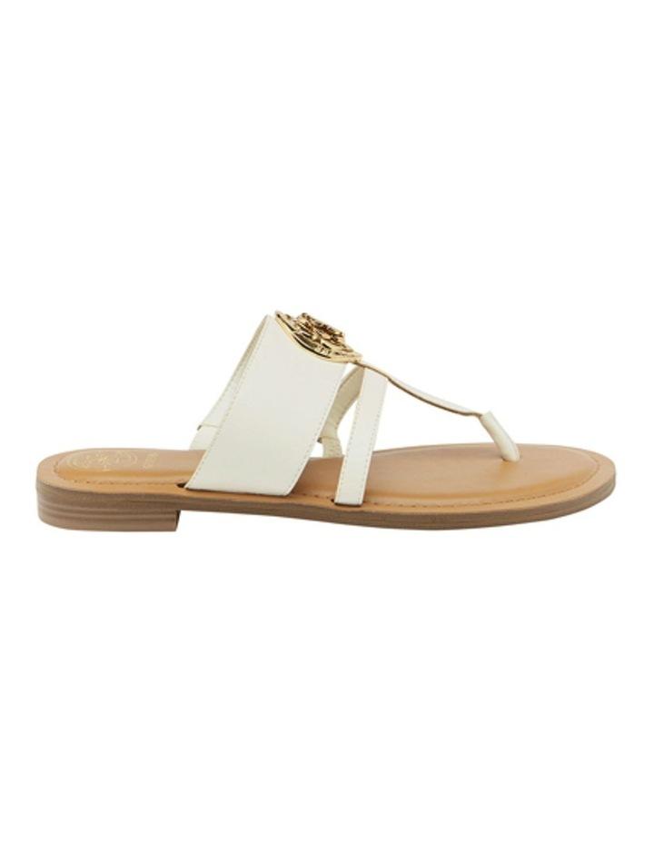Genera White Sandal image 1