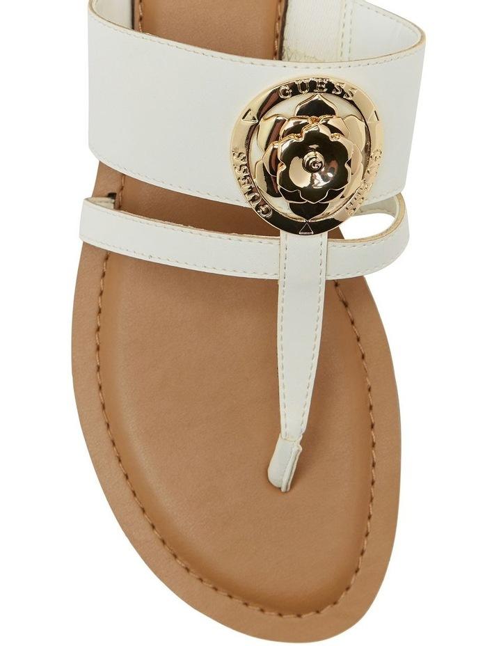 Genera White Sandal image 2