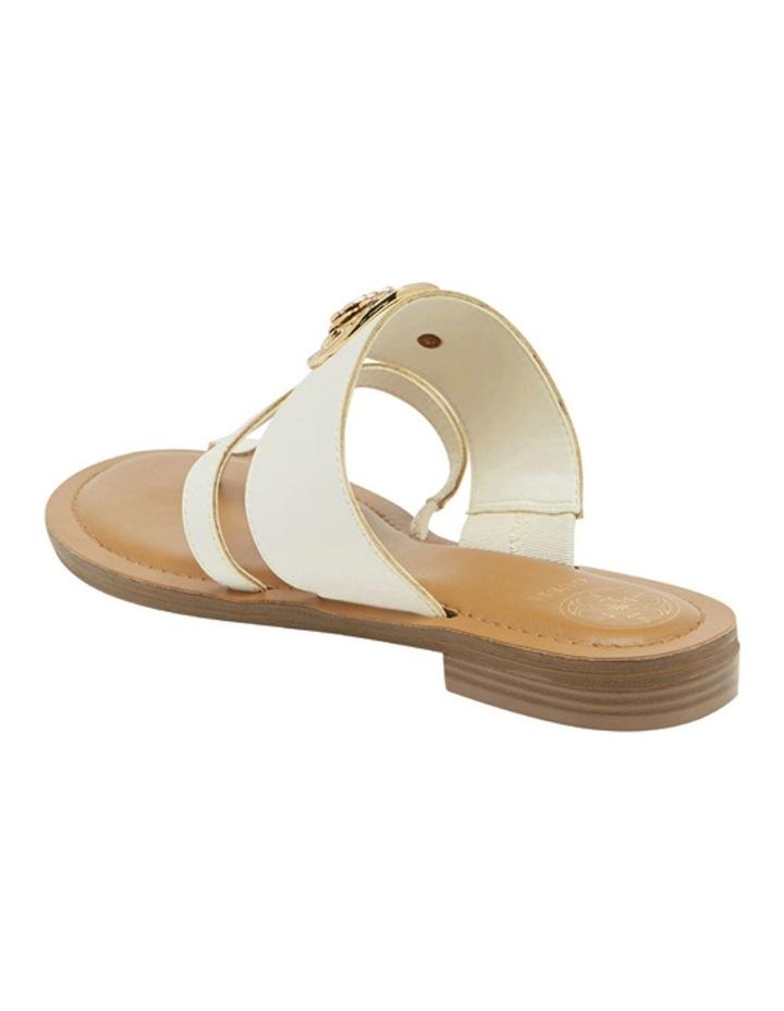 Genera White Sandal image 3