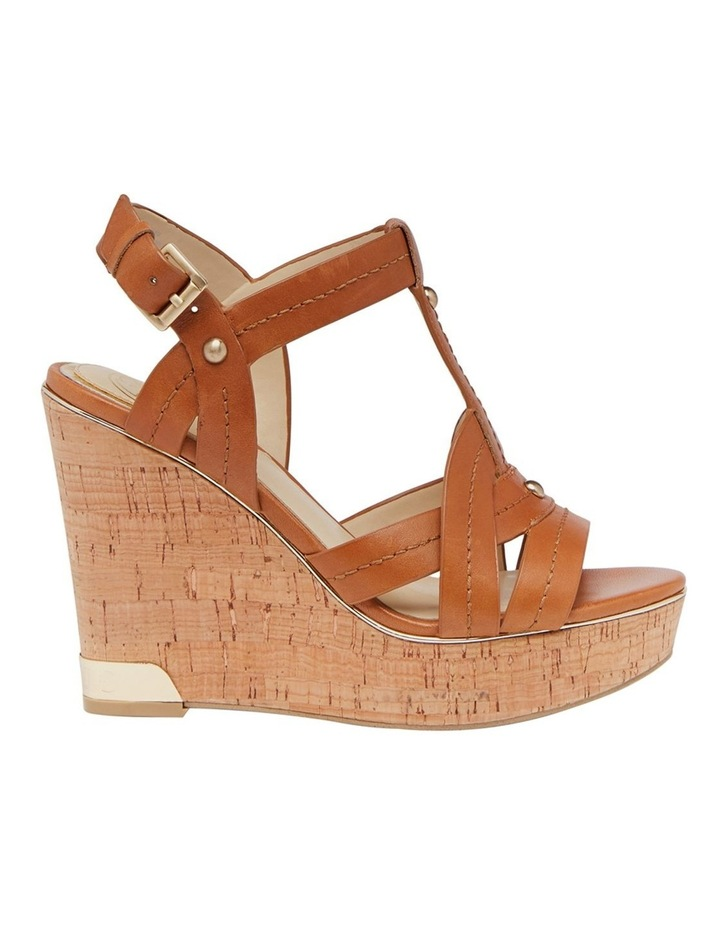 Hyper2 Tan Lt Cuoio Wedge Sandal image 1