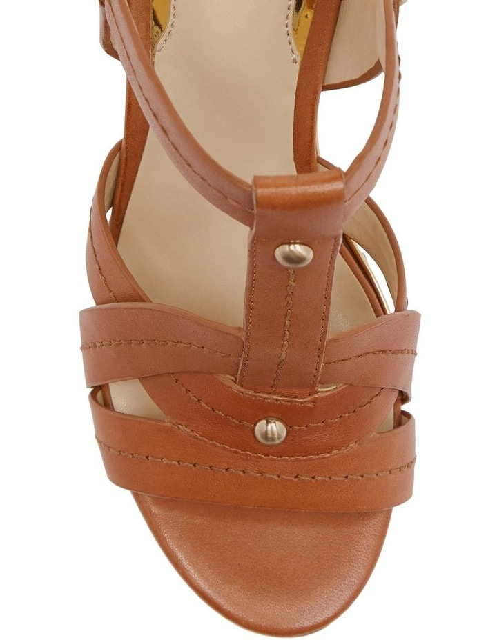 Hyper2 Tan Lt Cuoio Wedge Sandal image 2