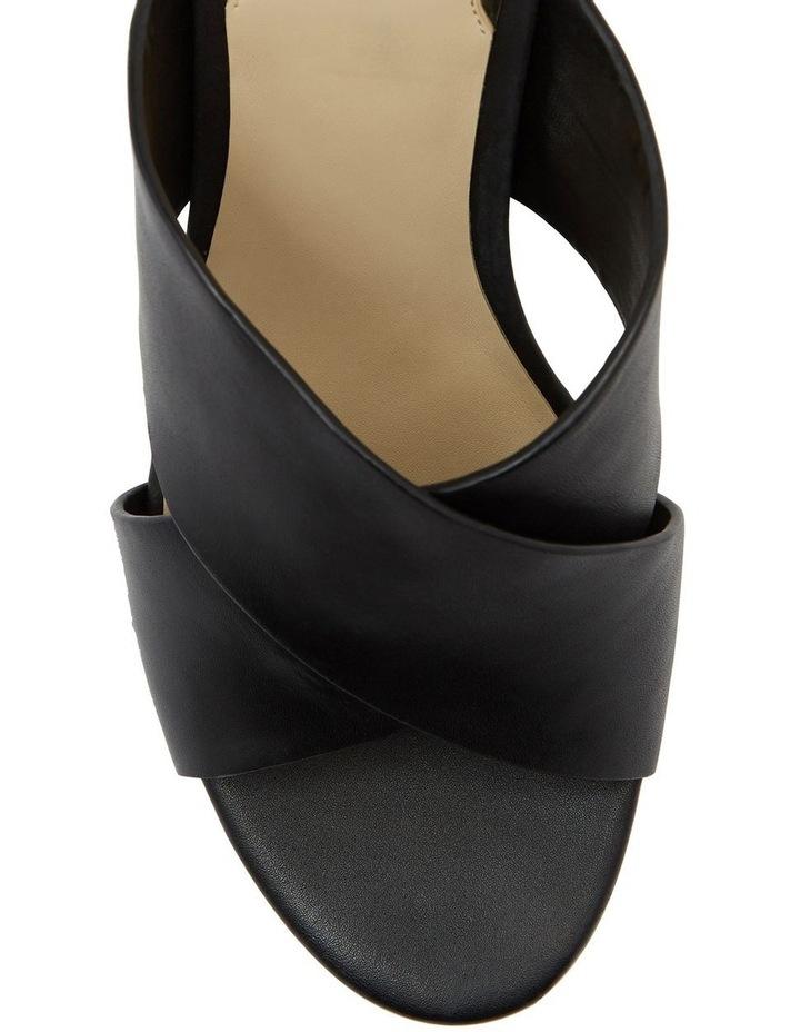 Sinney Black Sandal image 3