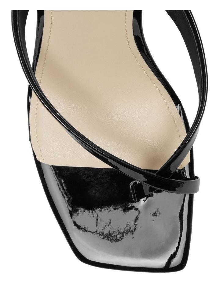 Seldie Black Sandal image 3