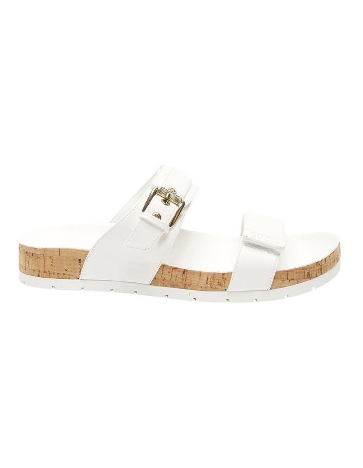 Fadora White Sandal image 1