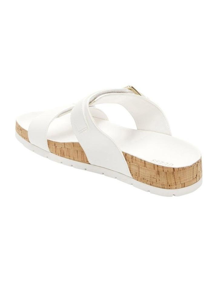 Fadora White Sandal image 2