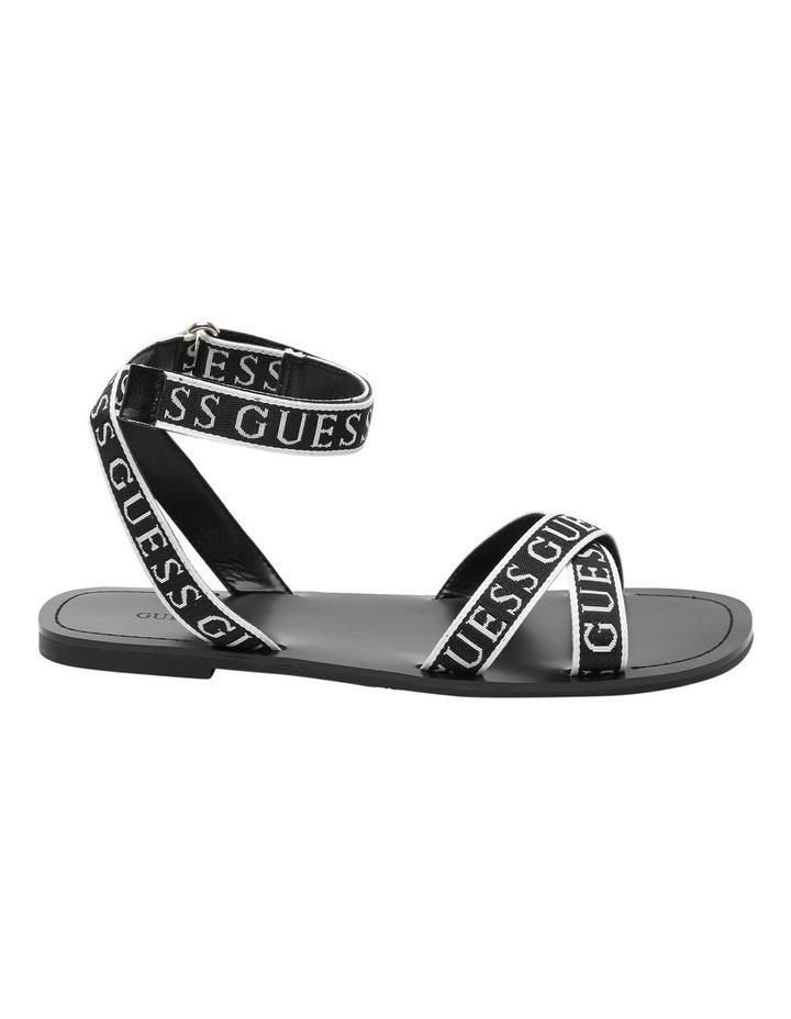 Gleemi Black Sandal image 1