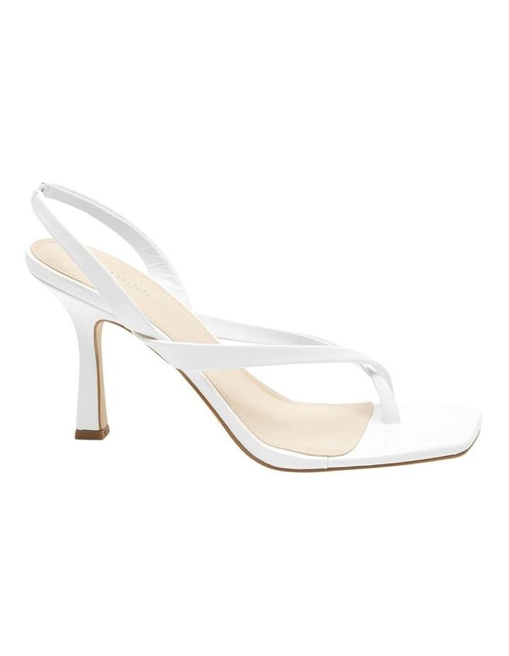 Saily White Sandal image 1