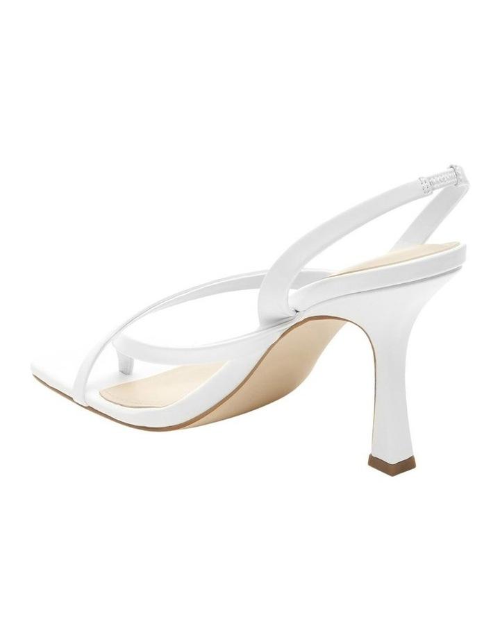 Saily White Sandal image 2