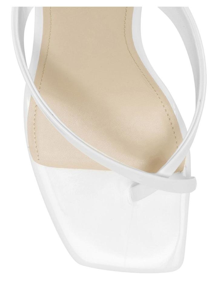 Saily White Sandal image 3