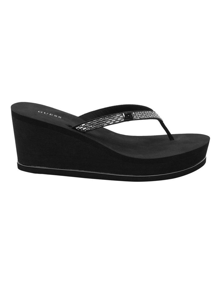 Sinndey Black Sandal image 1