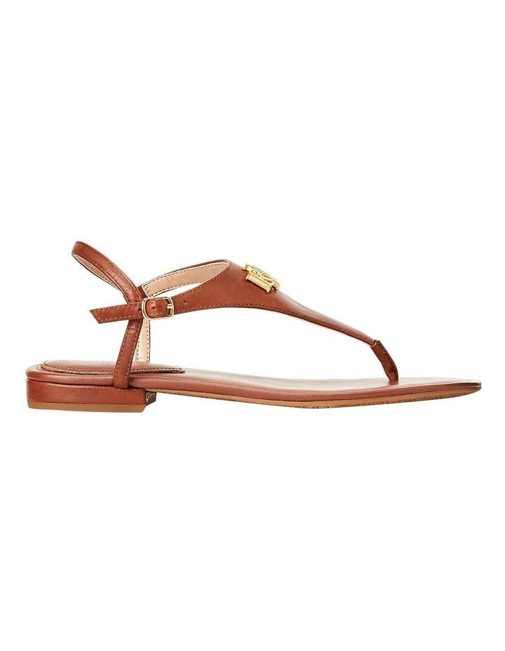 Ellington Deep Saddle Tan Sandal image 1