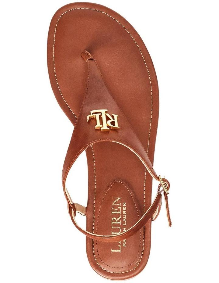 Ellington Deep Saddle Tan Sandal image 3
