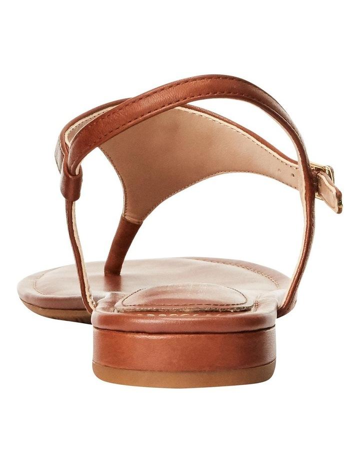 Ellington Deep Saddle Tan Sandal image 4