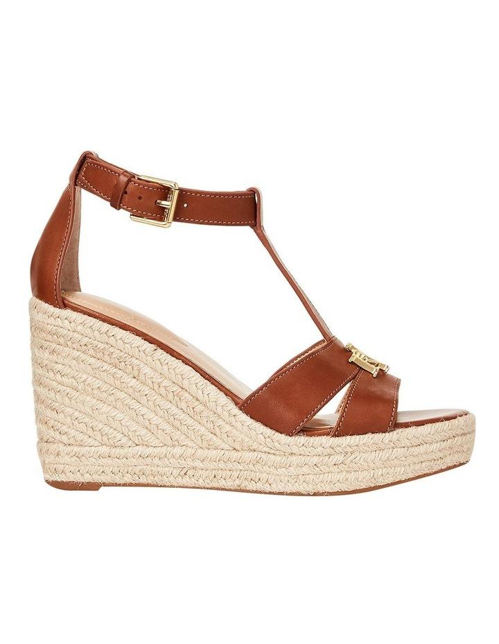 Hale Deep Saddle Tan Sandal image 1