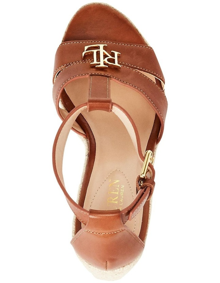 Hale Deep Saddle Tan Sandal image 3