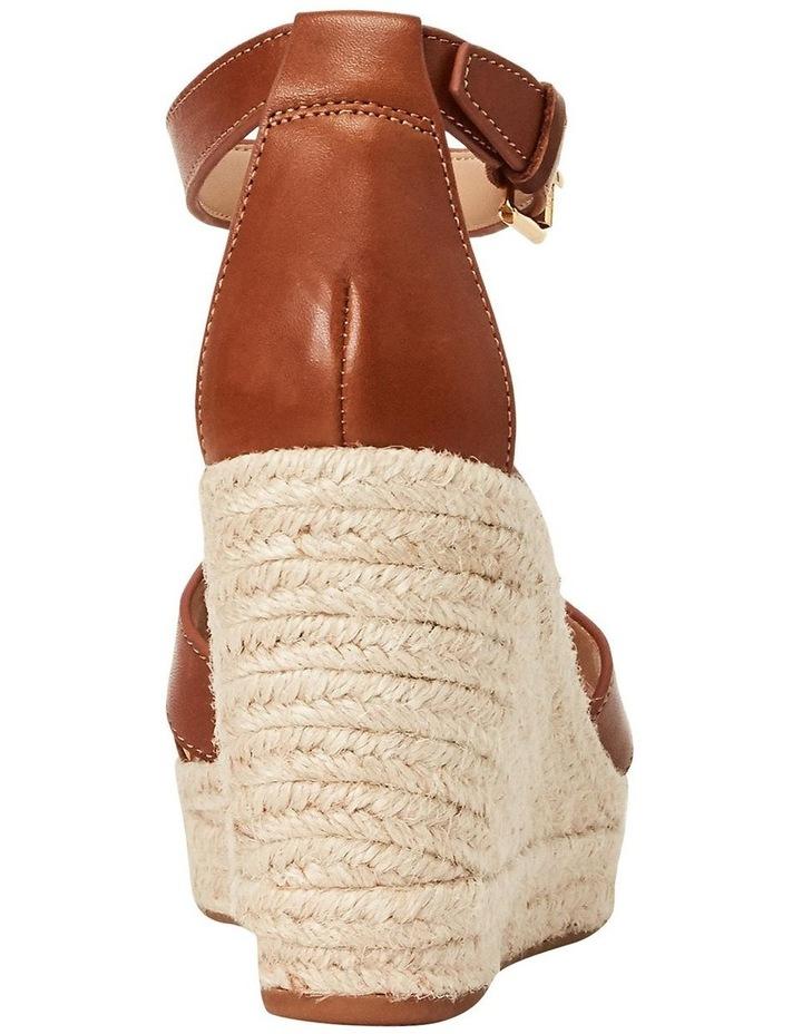 Hale Deep Saddle Tan Sandal image 4