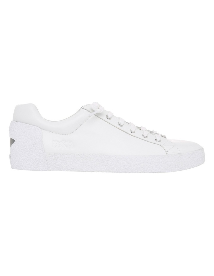 Nirvana Textured Outsole White Sneaker image 1