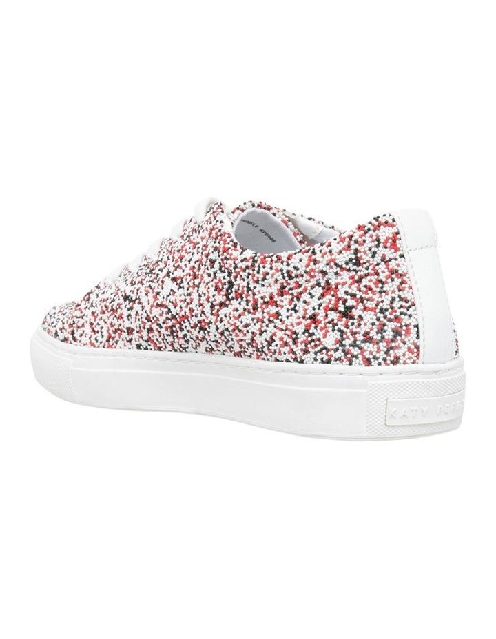 The Sprinkle Red Multi Sneaker image 2