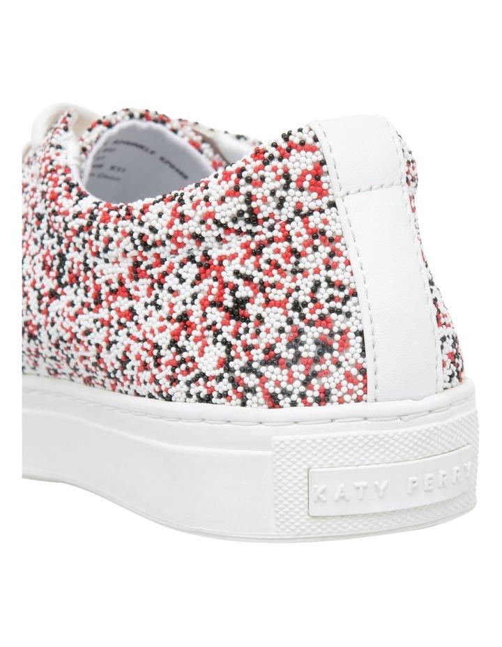 The Sprinkle Red Multi Sneaker image 3