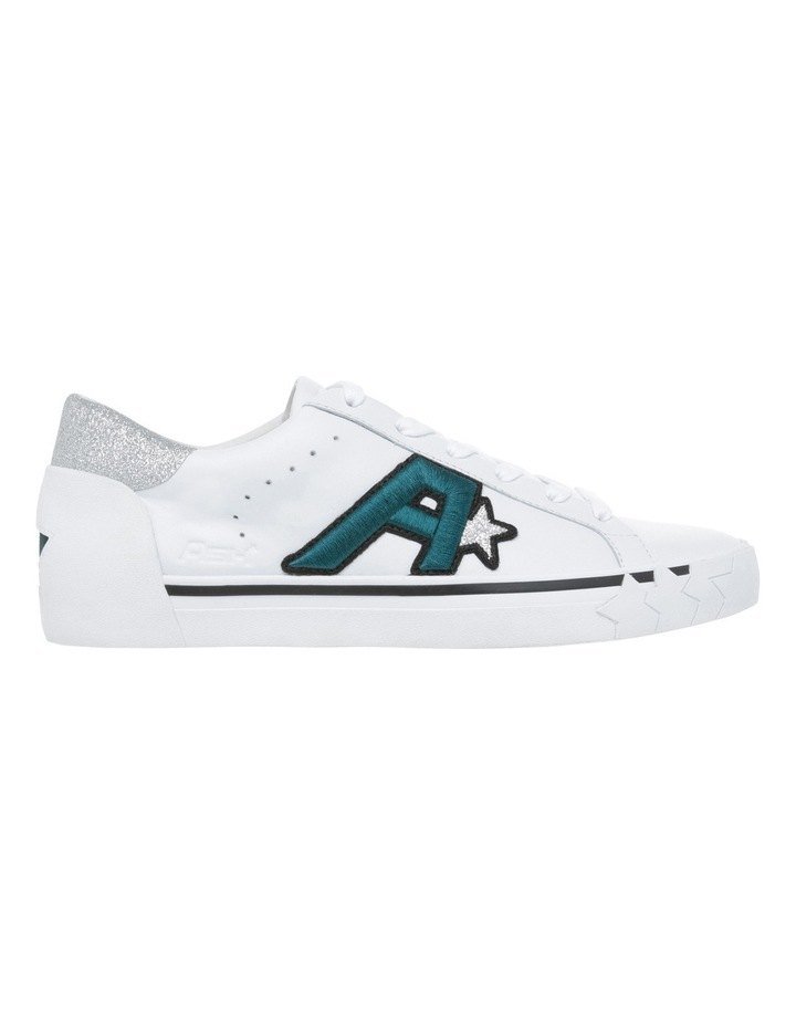 Next White Teal Sneaker image 1