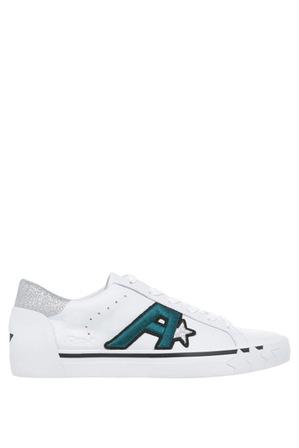 Ash - Next White Teal Sneaker