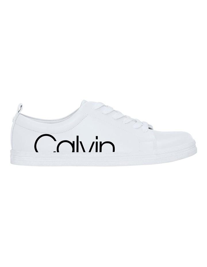 Madie Kansas Pu White Sneaker image 2