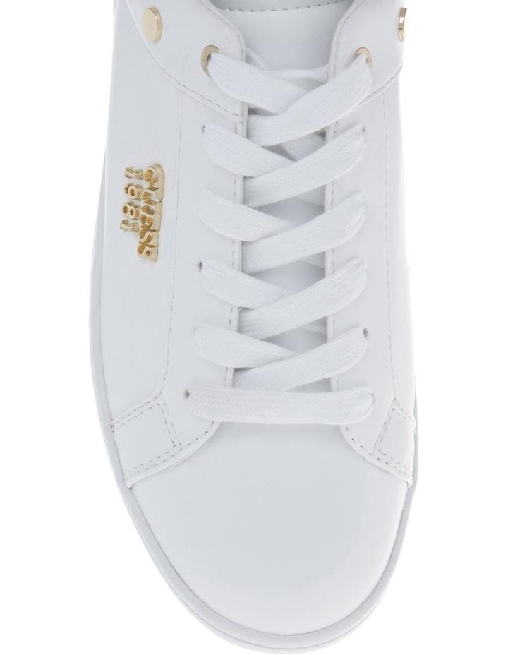 Bethh White Sneaker image 3