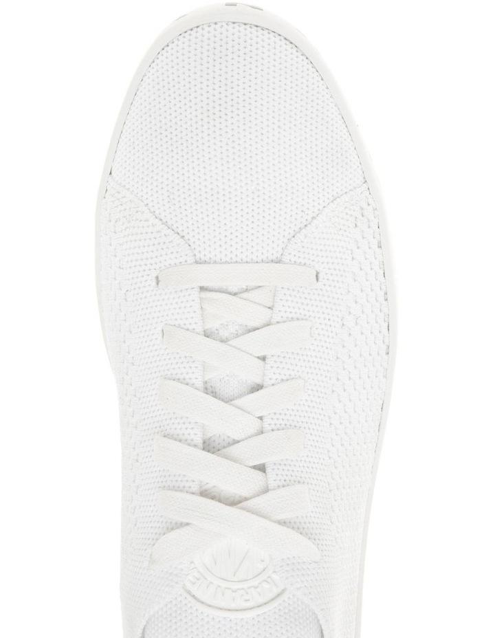 BANSON K4891177 WHITE SNEAKER image 4