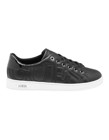low priced e7999 de06f Guess CESTIN BLACK SNEAKER