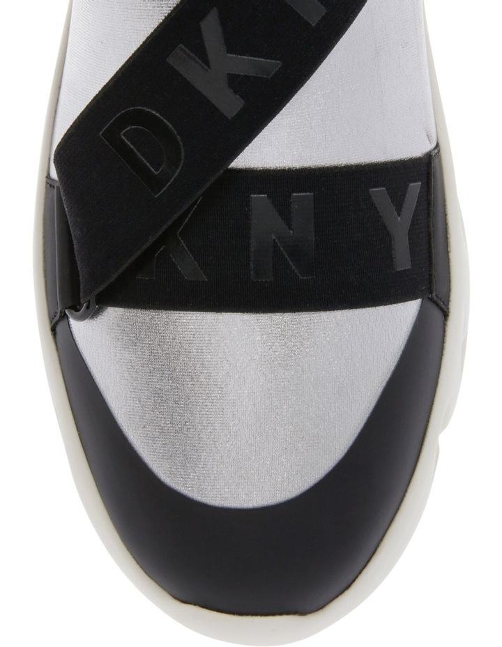K2902738 Clara Silver/Back Sneaker Slip On image 3