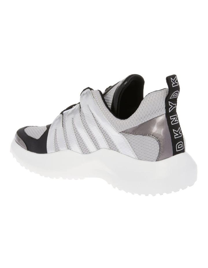 K2920229 Lacey Silver/Black Sneaker image 2