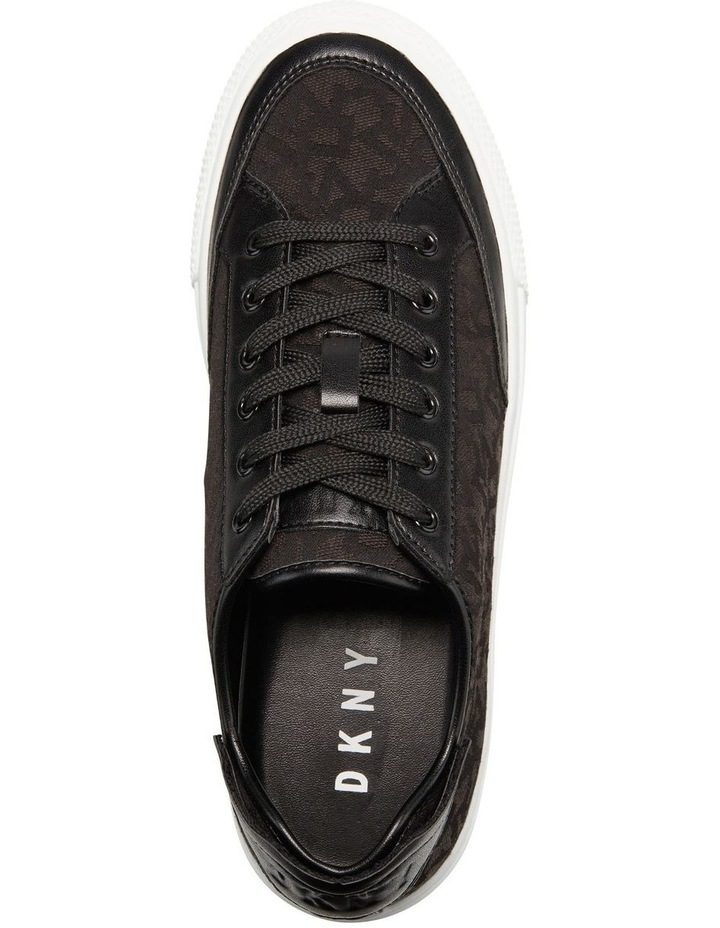 K3910114 Reesa Black Sneaker image 3