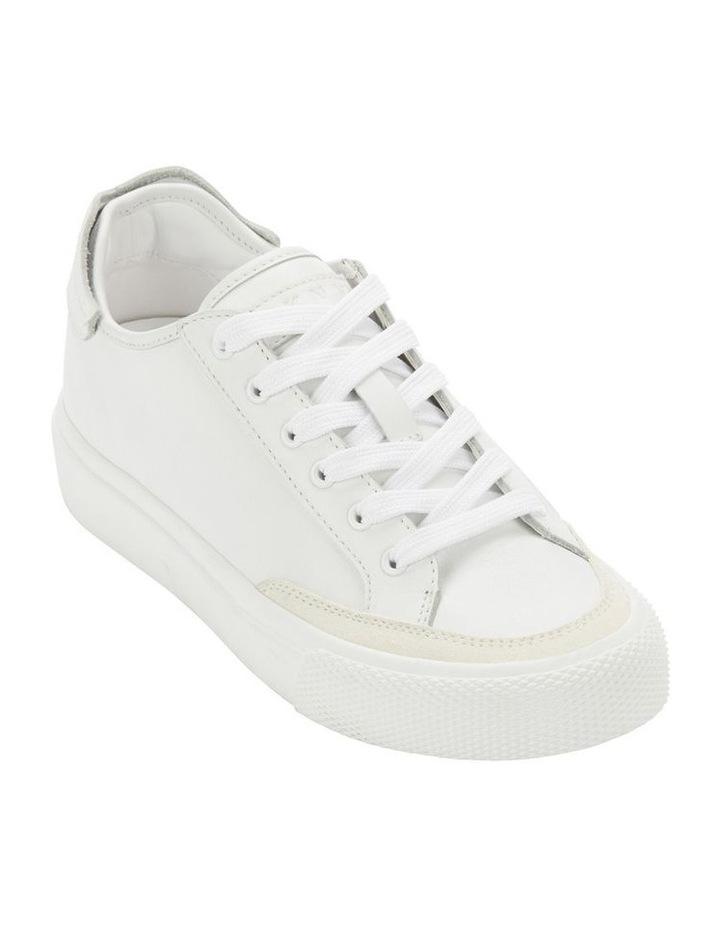 K3968334 Reesa White/Beige Sneaker image 2