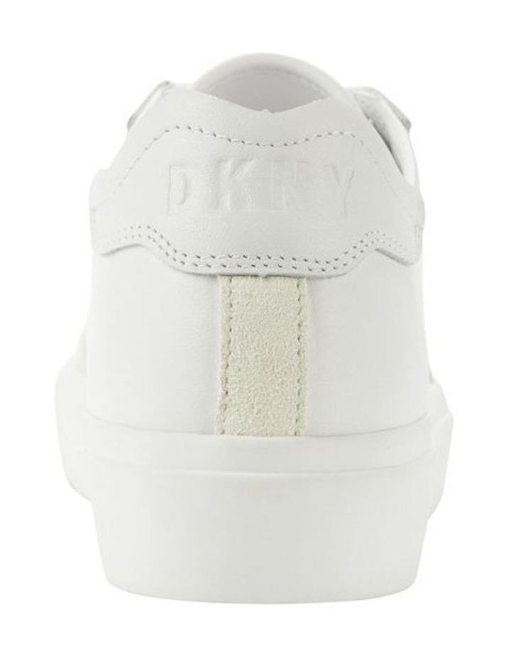 K3968334 Reesa White/Beige Sneaker image 4