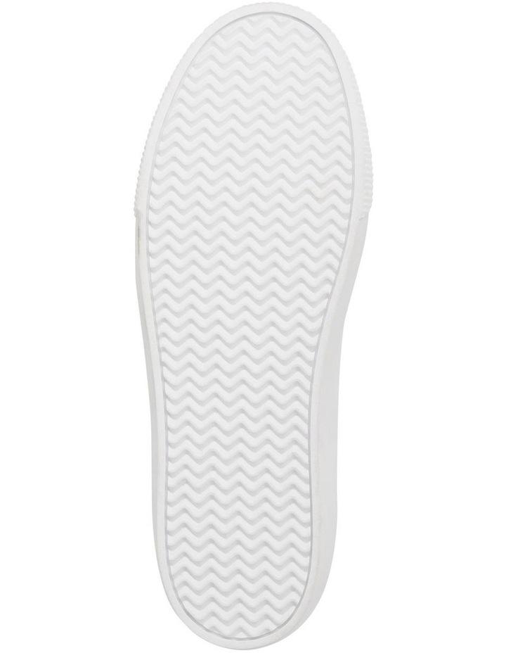 K3968334 Reesa White/Beige Sneaker image 5