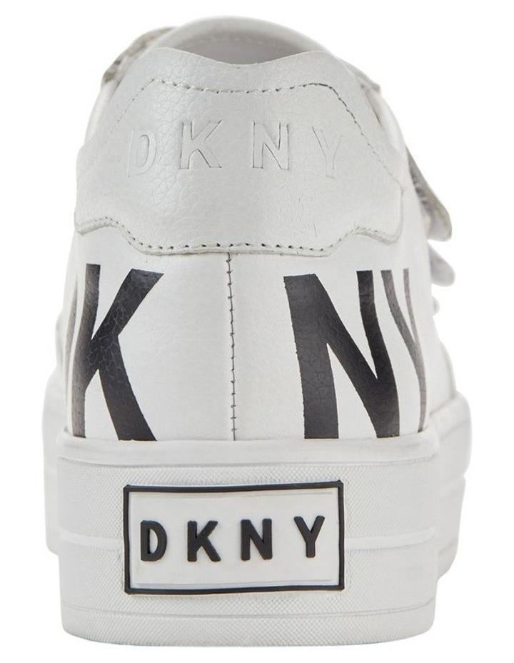 K3940126 Savi White/Black Sneaker image 4