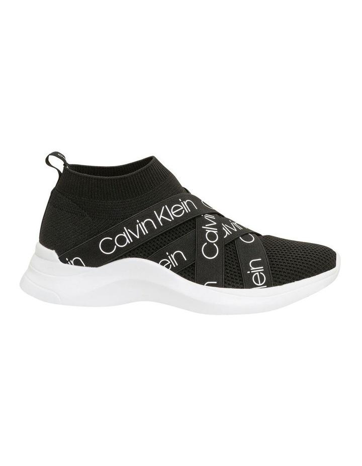 Ulana Black/White Sneaker image 1