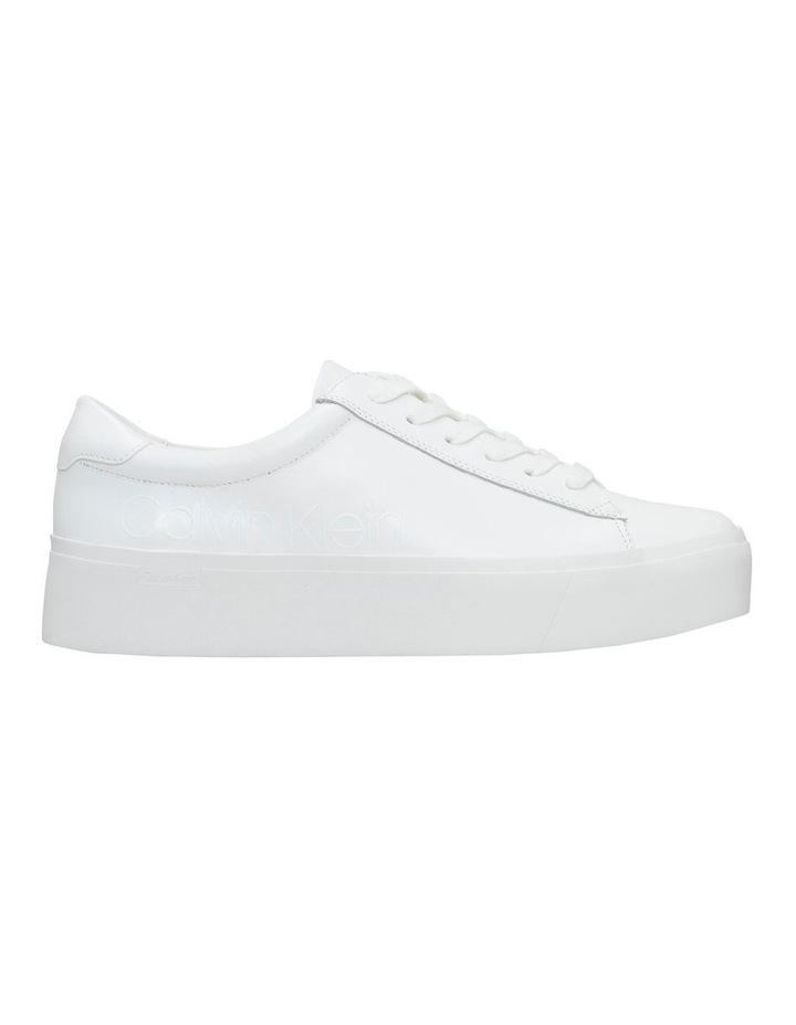 Janika White Sneaker image 1
