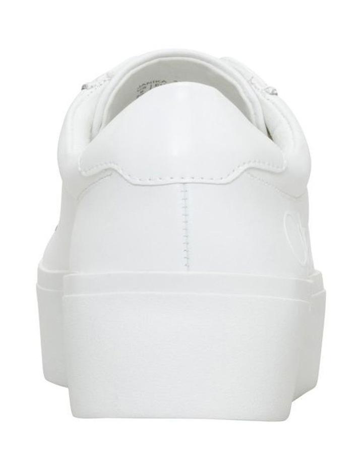 Janika White Sneaker image 3