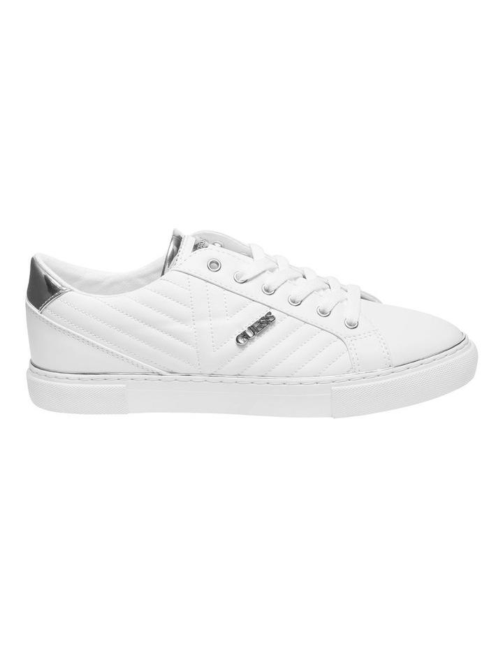 Groovie White Sneaker image 1