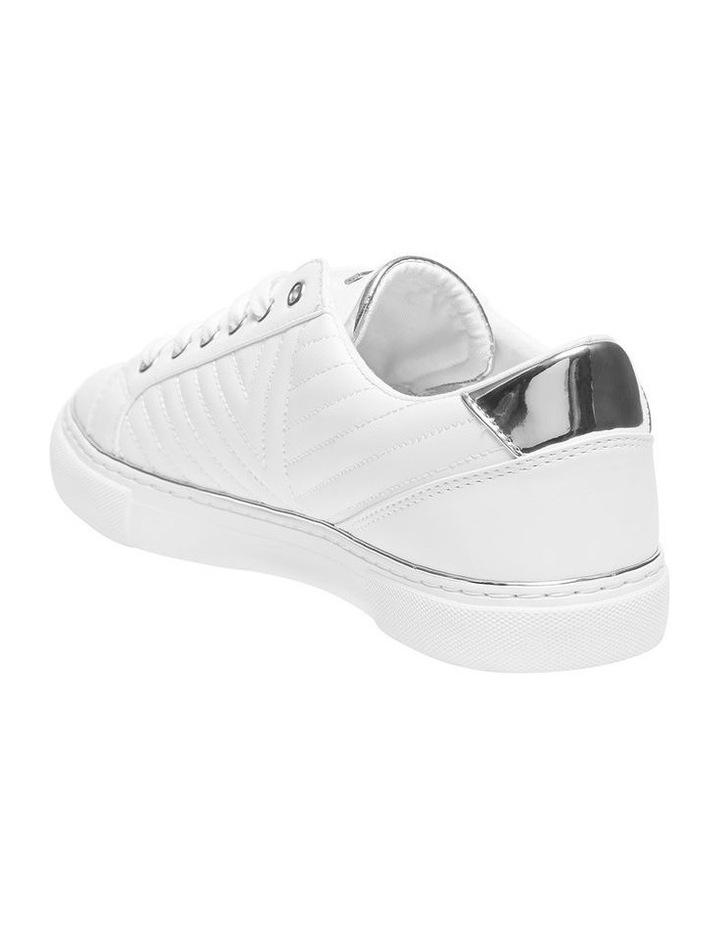 Groovie White Sneaker image 2