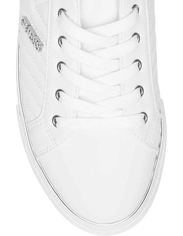 Groovie White Sneaker image 3