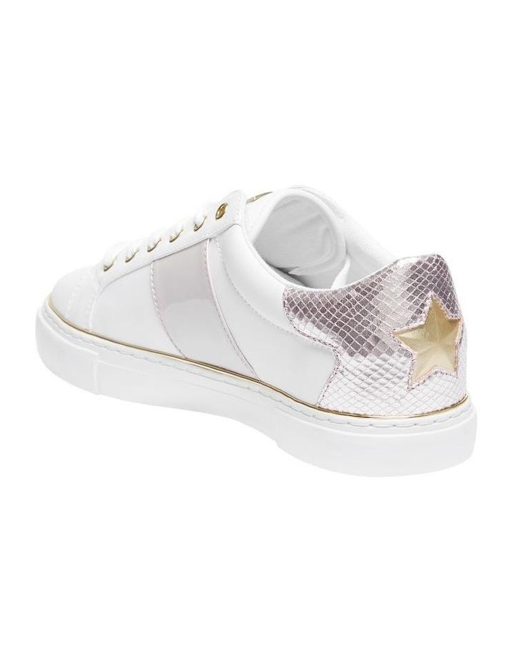 Gamer7 White/Blush Sneaker image 2