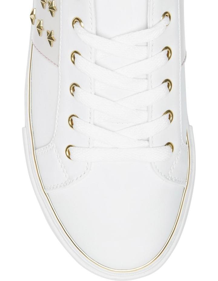 Gamer7 White/Blush Sneaker image 3